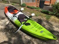 Feel Free Gemini Sport Kayak sit on top Double 2 person