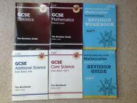 14 GCSE/Key Stage three Books