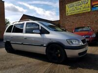2004 Vauxhall Zafira 2.0 DTI - 7 Seater - 1 Months Warranty