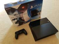 PS4 boxed with 1 controller