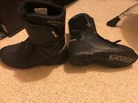 Ladies TCX - Action Waterproof Motorcycle Boots