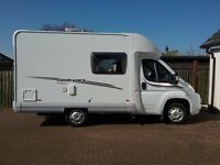 Fiat Ducato motorhome 2 berth 1 year mot and been serviced