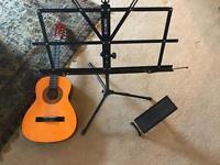 Beginners Guitar Setup