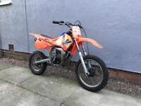 Moto Roma mrx3 kids motorbike same engine as ktm lem husky boy