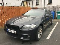 Needs Engine!!!BMW 520 Touring auto M sport Pack Xenon,WideSatNav