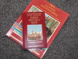 FULL SET CLASSIC ADVENTURE BOOKS