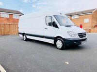 mercedes sprinter 313cdi long wheel base comes with 6 months warranty and full history service