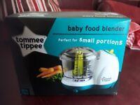 Baby Blender