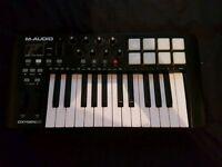 M Audio Oxygen 25 Midi Keyboard