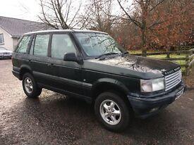 For sale //////// 1995 (diesel) Landrover Range Rover tdi