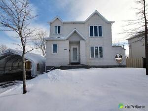 314 000$ - Maison 2 étages à vendre à Beloeil