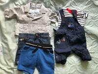 Boys 0-3 month bundle