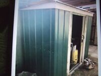 Metal Garden Shed - Great condition