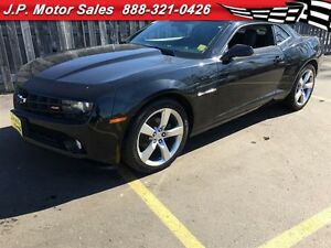 2010 Chevrolet Camaro 2LT, Automatic, Leather, Sunroof