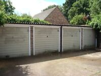 Lockup and leave garage at Westminster Court, North Cheam
