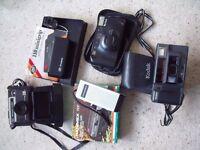 5 camera's