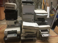 Joblot 15 x Assorted Printers - Laser / Inkjet..........OFFERS