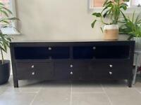 Sideboard/ Entertainment Unit - Solid Wood