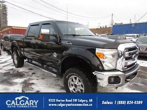 2012 Ford F-350 LARIAT/DIESEL/LIFTED