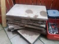 2 X 4 paving slabs