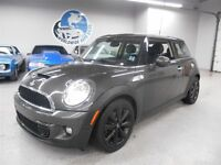 2011 MINI COOPER S GLASS ROOF!  FINANCING AVAILABLE
