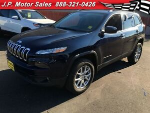 2014 Jeep Cherokee North Edition, Automatic, Back Up Camera, 4*4