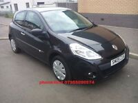 renault clio extreme 1.2 petrol manual 2009 09 plate