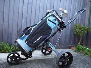 Ladies Dunlop Golf Clubs & Buggy Bentleigh Glen Eira Area Preview