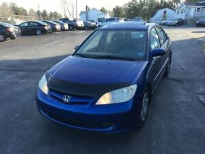 2005 Honda Civic Si NEW MVI SUNROOF