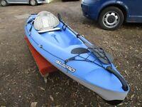 bic bilbao kayak package