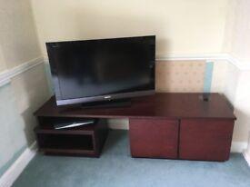 Tapley storage / display unit for TV, DVD etc.