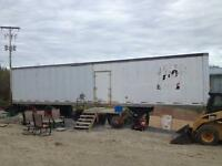 48 ft transport cargo trailer