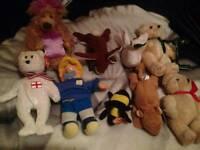 Cuddly Toy bundle