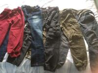 Boys trousers Age 6-7