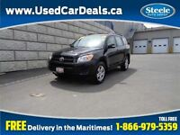 2012 Toyota RAV4 4X4 Auto Air Fully Equipped Cruise