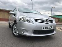 TOYOTA AURIS NEW SHAPE 1.6 PETROL WITH ONLY 25K MILLAGE