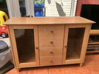 Free 2 x cabinets