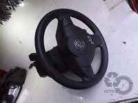 Vauxhall Astra (2004-2010) Complete Steering Wheel & Column ref.k20
