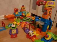 Toot Toot garage and add ons