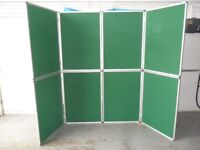 Exhibition Display Boards Stand