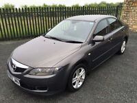 2007 07 MAZDA 6 2.0 D 143 TS *DIESEL* 5 DOOR HATCHBACK - ONLY 1 FORMER KEEPER!
