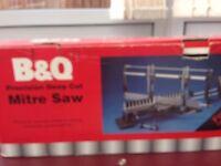 B& Q Mitre Saw