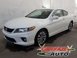 Honda Accord Coupe EX Toit Ouvrant MAGS Blu 2015