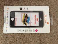 iPhone 5S case - black