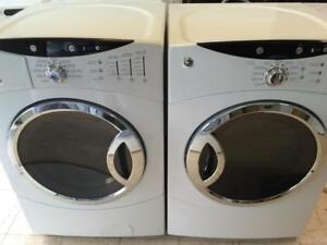 26-Laveuse Sécheuse Frontales  GE  Frontload  Washer dryer