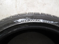 XSPORT F110 285/35R22 PART WORN TYRE FOR SALE BARGAIN!!!!!