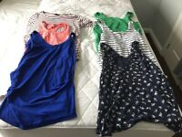 Maternity size S/8 clothes bundle