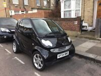STUNNING 2004 AUTO SMART 4 TWO 45,000 MILES LEATHER SEATS 1YR MOT DRIVES LIKE NEW SUPERB
