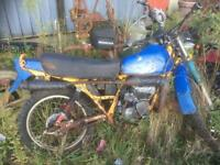Motorcycles and mopeds wanted any age any condition