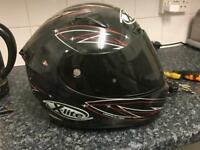 X-lite motorcycle helmet small